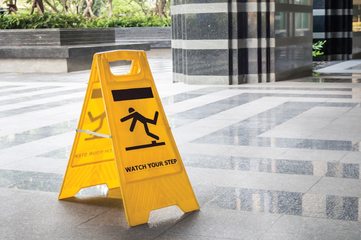 Slip and Fall Attorneys - Trammell & Mills Law Firm in Anderson, SC