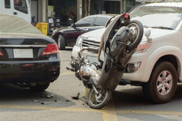 Motorcycle Collision Lawyer in Greenville, SC