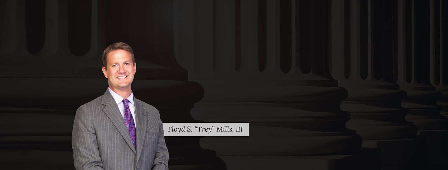 Trey Mills - Trammell & Mills Law Firm in Greenville, SC