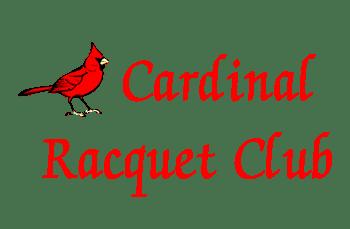 Cardinal Racquet Club Logo